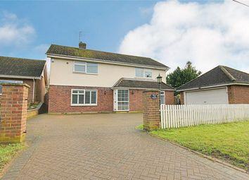 Latchmore Bank, Little Hallingbury, Bishop's Stortford, Essex CM22. 5 bed detached house for sale