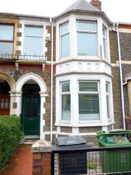 Thumbnail 4 bedroom terraced house to rent in Allensbank Road, Cardiff, Cardiff.