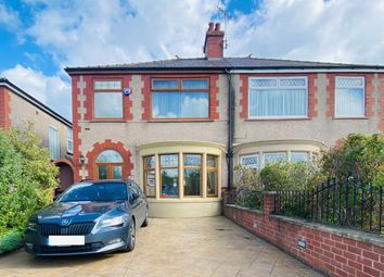 Thumbnail 4 bed semi-detached house for sale in Ramsgreave Drive, Blackburn
