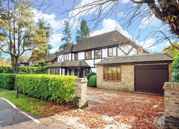 Thumbnail 5 bed detached house to rent in Darracott House, Monks Road, Virginia Water