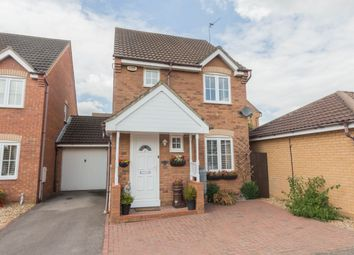 Thumbnail 3 bed detached house for sale in Lodge Way, Irthlingborough, Wellingborough