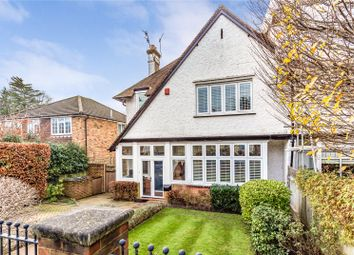 Thumbnail 4 bed semi-detached house for sale in Belmont Road, Bushey, Hertfordshire