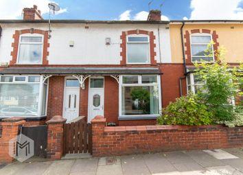 Thumbnail 3 bedroom terraced house for sale in Plodder Lane, Farnworth, Bolton, Greater Manchester