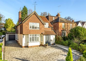 Leigh Road, Cobham, Surrey KT11. 4 bed detached house for sale