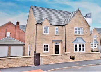 Thumbnail 4 bed detached house for sale in Chatsworth Grange, Hibbert Lane, Marple