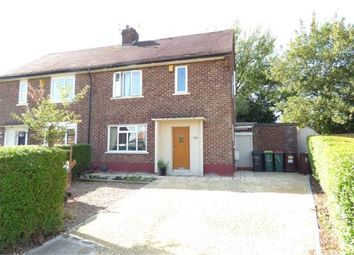 Thumbnail 3 bed semi-detached house for sale in Westfield Drive, Ribbleton, Preston
