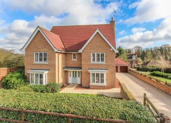 Thumbnail 5 bedroom detached house for sale in Meadow Lane, Newmarket
