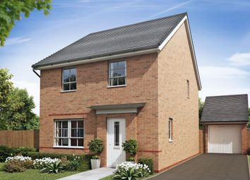"Thumbnail 4 bed detached house for sale in ""Chester"" at Mount Street, Barrowby Road, Grantham"