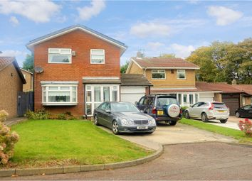 Thumbnail 3 bed detached house for sale in Chestnut Drive, Durham