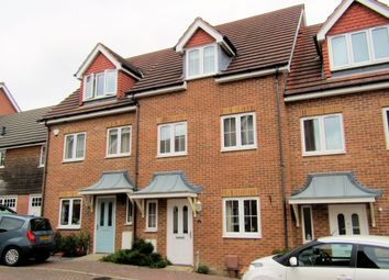 Thumbnail 3 bed town house for sale in Jerome Street, Whiteley, Fareham