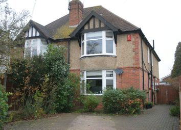 Thumbnail 4 bed semi-detached house to rent in Clares Green Road, Spencers Wood