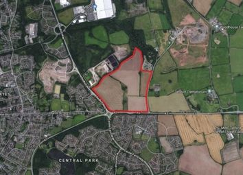 Thumbnail Commercial property for sale in Residential Building Land, Redhill Way/A5, Telford, Shropshire
