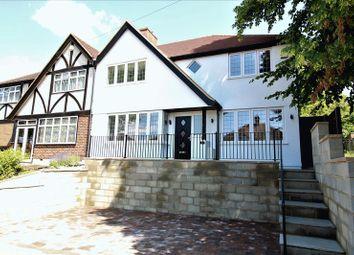 Thumbnail 5 bed semi-detached house for sale in Brent Lane, Dartford