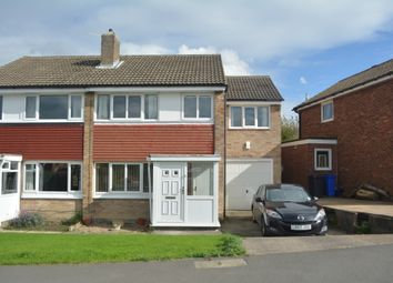 Thumbnail 4 bed semi-detached house for sale in Oak Lodge Road, High Green, Sheffield