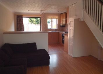 Thumbnail 2 bed terraced house to rent in Rodeheath, Luton, Bedfordshire