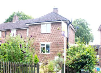 Thumbnail 2 bed end terrace house for sale in Aldermoor Road, Southampton