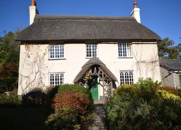 Thumbnail 4 bed detached house to rent in West Hill, Budleigh Salterton, Devon