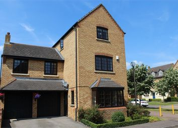 Thumbnail 4 bedroom detached house for sale in Waverley Croft, Monkston, Milton Keynes, Buckinghamshire