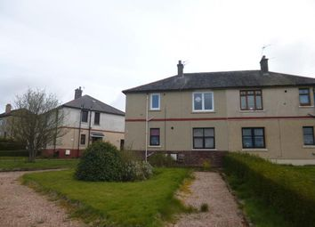 Thumbnail 2 bedroom flat to rent in Falkirk Road, Glen Village, Falkirk