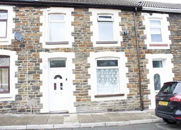 Thumbnail 3 bed terraced house for sale in Llwyncelyn -, Porth