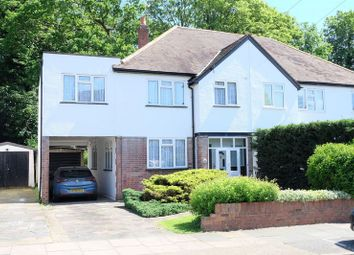 Thumbnail 4 bed semi-detached house for sale in Arcadian Avenue, Bexley
