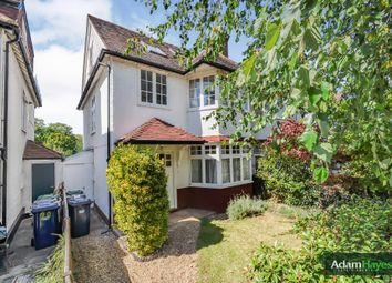 Thumbnail 4 bed end terrace house for sale in Brent Way, Finchley Central