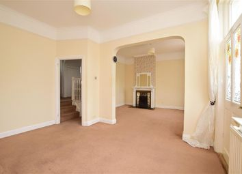 Thumbnail 3 bed terraced house for sale in Kimberley Road, Brighton, East Sussex