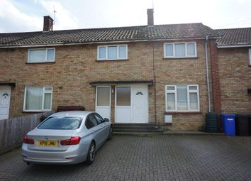Thumbnail 3 bed terraced house for sale in Dukes Road, Bungay