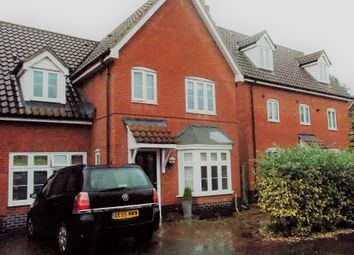 Thumbnail 4 bedroom semi-detached house for sale in Corporal Lillie Close, Sudbury