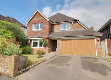 Thumbnail 4 bed detached house for sale in Purley Bury Close, Purley