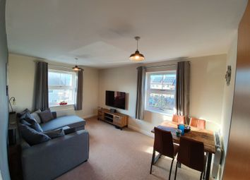 Thumbnail 2 bed flat for sale in Browning Close, Royston