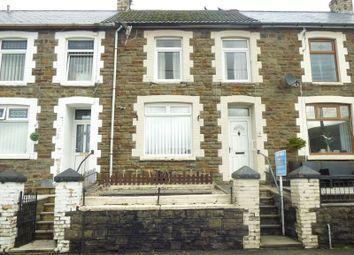 Thumbnail 4 bed property for sale in Bryn-Bedw Street, Blaengarw, Bridgend.