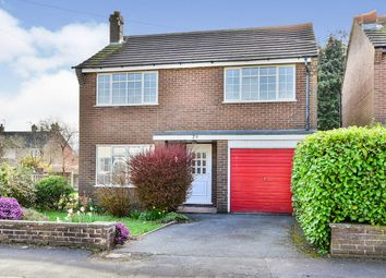 Thumbnail 4 bed detached house for sale in Surrey Road, Gawsworth, Macclesfield, Cheshire