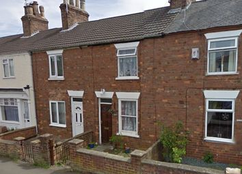 Thumbnail 2 bed terraced house to rent in High Holme Road, Louth