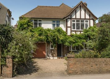 Thumbnail 5 bed detached house for sale in Coombe Lane, London