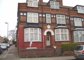 Thumbnail 4 bed property to rent in Shelley Street, Leicester