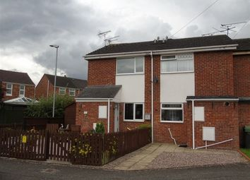 Thumbnail 2 bed property to rent in Bidvale Way, Crewe