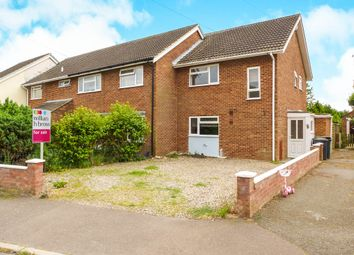 Thumbnail 2 bedroom end terrace house for sale in St Benets Road, Stalham, Norwich