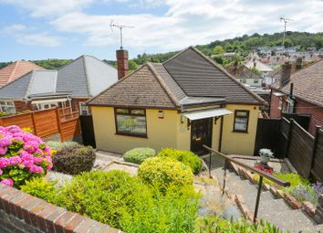 Thumbnail 2 bed detached bungalow for sale in Queens Avenue, Dover