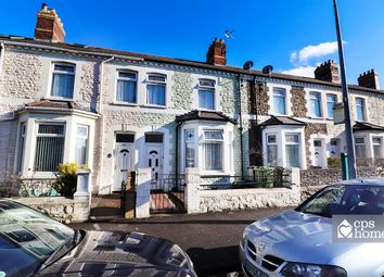 Thumbnail 3 bedroom terraced house for sale in Paget Street, Cardiff