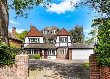 Thumbnail 6 bed detached house for sale in Tite Hill, Englefield Green, Egham