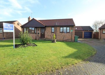 Thumbnail 2 bed bungalow for sale in Braemar Court, Beeford, Driffield