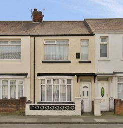 Thumbnail 3 bed terraced house for sale in 113 Cornwall Street, Hartlepool, Cleveland