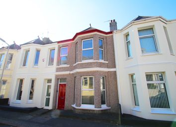Thumbnail 3 bedroom terraced house for sale in Station Road, Keyham, Plymouth