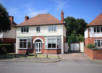 Thumbnail 5 bedroom detached house for sale in Rose Hill Rise, Bessacarr, Doncaster