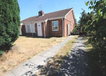 Thumbnail 2 bed bungalow to rent in Oak Drive, Thorpe Willoughby, Selby