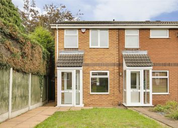 2 bed end terrace house for sale in Okehampton Crescent, Mapperley, Nottinghamshire NG3