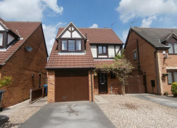 Thumbnail 3 bed detached house to rent in Wisteria Way, Hull
