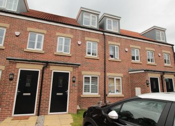 Thumbnail 3 bed terraced house for sale in Greener Drive, Darlington