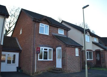 Thumbnail 3 bed link-detached house for sale in Hawkley Drive, Tadley